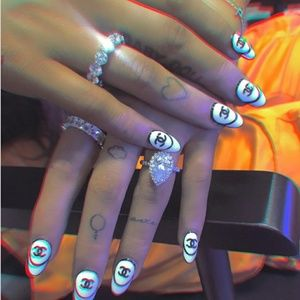 Eternity Swarovski diamond ring